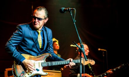 Joe Bonamassa, April 2017, Royal Albert Hall, Kensington, London, United Kingdom