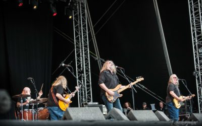 The Kentucky Headhunters Announce October 2017 UK Tour
