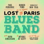 Lost In Paris Blues Band – Lost In Paris Blues Band