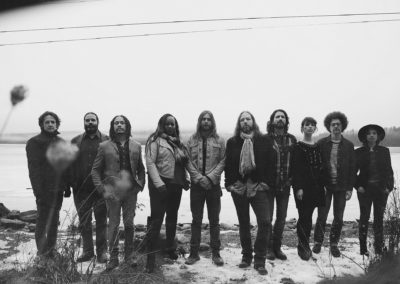 The Magpie Salute Group Photo