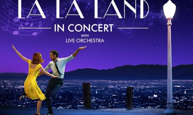 La La In Concert Add Blackpool Show To September 2017 UK/Ireland Tour