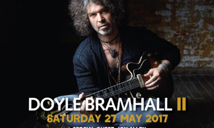 Doyle Bramhall II with special guest Jon Allen, May 2017, Under The Bridge, Stamford Bridge, London, United Kingdom