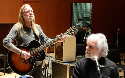 Gregg Allman (1947-2017) A Tribute From Chuck Leavell