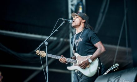 Eric Gales Announces Autumn 2017 UK/Ireland Tour