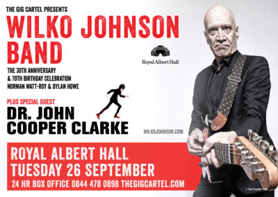 Wilko Johnson Updated Poster