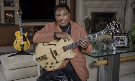 George Benson Announces June 2018 UK Tour