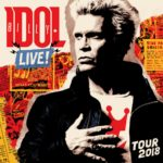 Billy Idol Announces June 2018 UK Tour