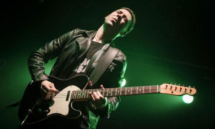 Laurence Jones Announces New Album & 2018 UK Tour