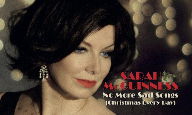 Sarah McGuinness Announces New Christmas Single