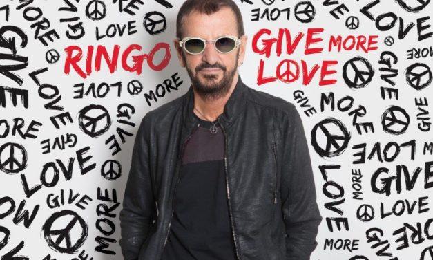 Ringo Starr – Give More Love