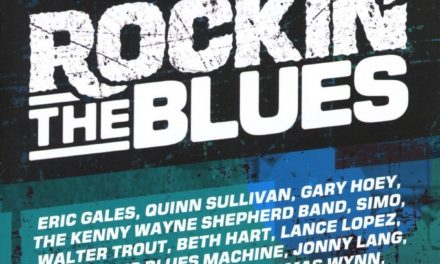 Various Artists –  Rockin' The Blues Compilation
