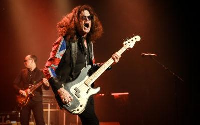 Glenn Hughes 'Performs Classic Deep Purple Live' October 2018 UK Tour