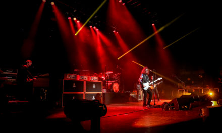 Black Country Communion, January 2018, Eventim Apollo, Hammersmith, London, United Kingdom