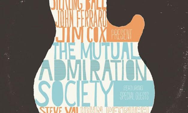 Sterling Ball, John Ferraro and Jim Cox – The Mutual Admiration Society