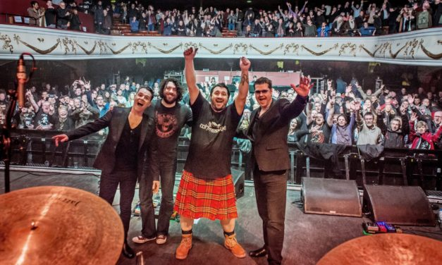 King King Announce April – June 2018 UK Tour