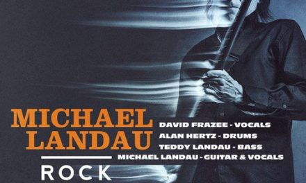 Michael Landau – Rock Bottom