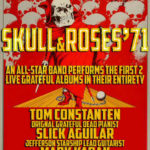 Live Dead 69′ Performing 'Skull and Roses 71', February 2018, Under The Bridge, London, United Kingdom