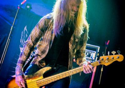 Gregg Cash on bass