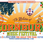 Cornbury Music Festival 2018 Announces Saturday Lineup