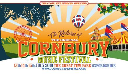 Cornbury Music Festival 2018 Announces Saturday Lineup