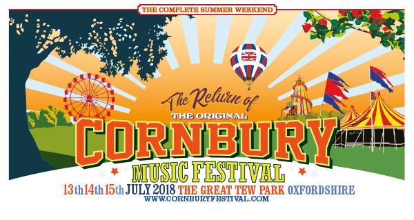 Cornbury Music Festival 2018 Announce Full Lineup