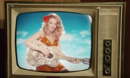 Kylie Minogue Shares New Music Video
