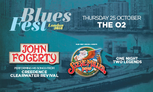 Bluesfest London 2018 Announces First Wave Of Artists