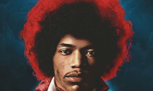 Jimi Hendrix -Both Sides Of The Sky