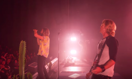 Awolnation Release Live Video
