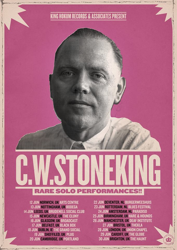C.W. Stoneking