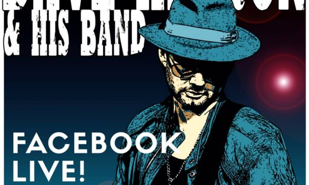 Dave Hanson Band Announce Facebook Live Session
