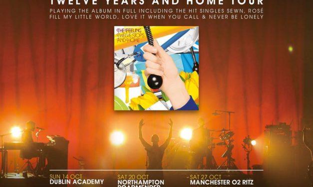 The Feeling Announce Autumn 2018 UK/Ireland Tour