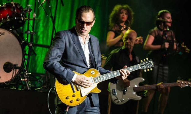 Joe Bonamassa Announces October 2018 UK Tour