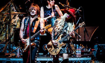 Richie Sambora And Orianthi Announce Debut Album