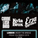 Ladies Of The Blues, March 2018, Under The Bridge, Stamford Bridge, London, United Kingdom