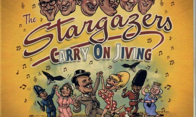 The Stargazers – Carry On Jiving