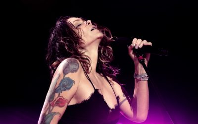 Beth Hart With Special Guest Davy Watson, May 2018, Royal Albert Hall, London, United Kingdom