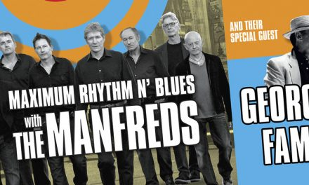 Maximum Rhythm And Blues Autumn 2018 UK Tour With The Manfreds & Georgie Fame