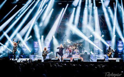 Saxon Confirm October/November 2018 UK Tour