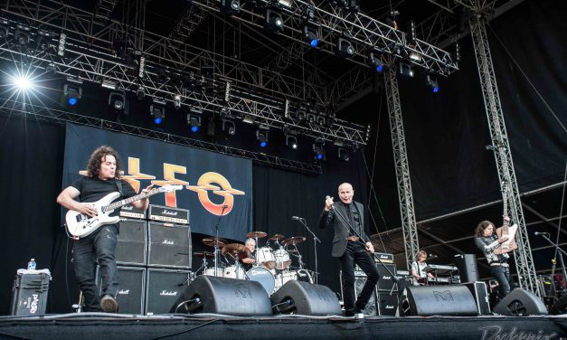 Phil Mogg Announces Retirement From UFO