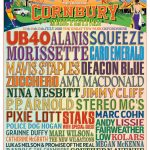 Cornbury Music Festival 2018, July 2018, Great Tew Park, Oxfordshire, United Kingdom