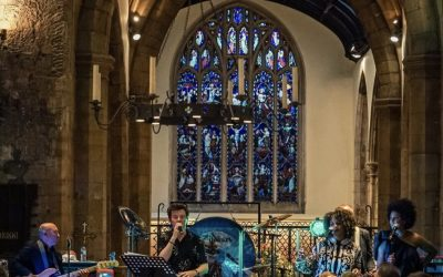 Rick Astley 'Beautiful Life' Album Launch Show, July 2018, All Saints Church, Kingston, United Kingdom