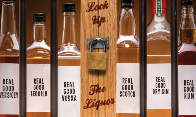 The Little Red Rooster Blues Band – Lock Up The Liquor