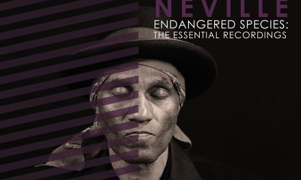 Cyril Neville – Endangered Species: The Essential Recordings