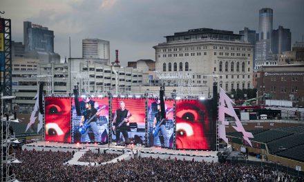 Metallica Announce June 2019 UK Stadium Shows