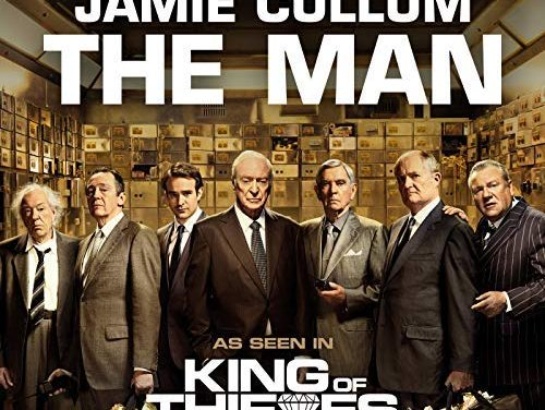 Jamie Cullum – The Man (Song From The King Of Thieves Film Soundtrack)