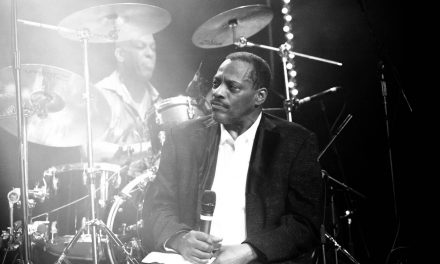 Alexander O'Neal – Taking The Stage…In London