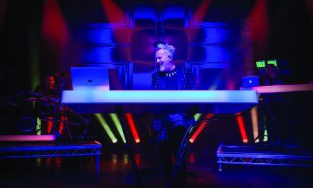 Howard Jones Announces May/June 2019 35th Anniversary 'Transform' UK Tour