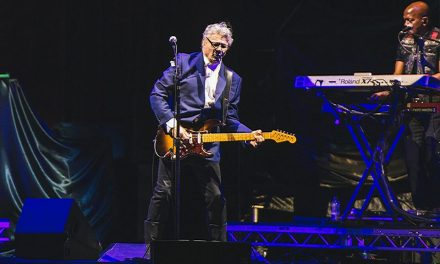 The Steve Miller Band (Bluesfest London 2018), October 2018, The O2 Arena, Greenwich, United Kingdom