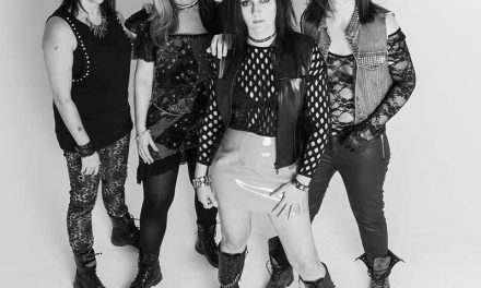 JoanovArc Announce New Album, Single And Autumn 2018 UK Tour